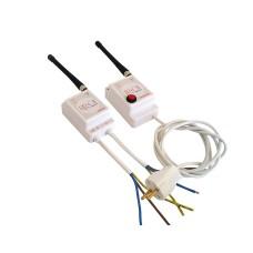 Радиоуправляем дистанционен ключ за ел.уреди до 3 000 W - SR-01