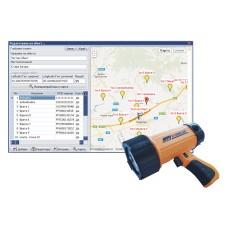 Софтуер за контрол на обходи чрез GPRS